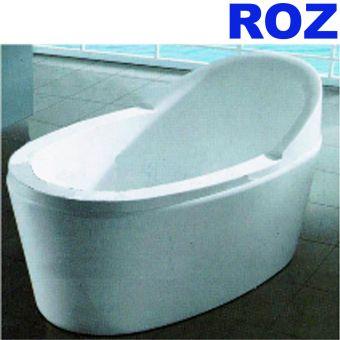 ROZ RZ-1022 130CM PORTABLE SEATING BATHTUB