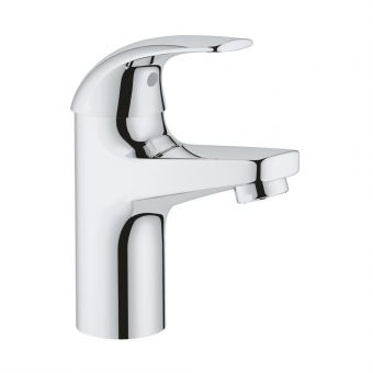 GROHE BAUCURVE SINGLE-LEVER BASIN TAP (cold only)