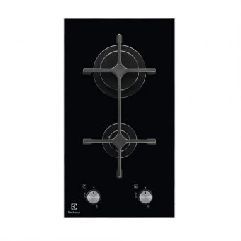 ELECTROLUX  EGC3320NOK 2-BURNERS DOMINO GAS HOB