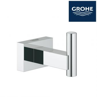 GROHE ESSENTIAL CUBE ROBE HOOK : 40511001