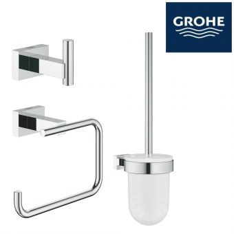 GROHE ESSEN CUBE ACC SET CITY 3 IN 1: 40757001