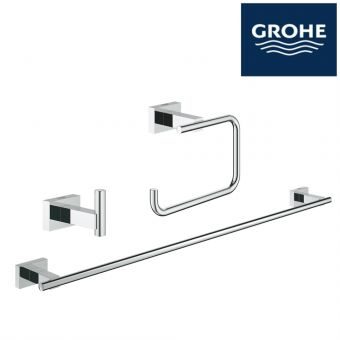 GROHE ESSEN CUBE ACC SET GUEST 3 IN 1: 40777001