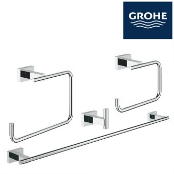 GROHE ESSEN CUBE ACC SET MASTER 4 IN 1: 40778001