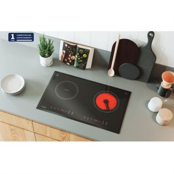 FUJIOH FH-IC6020IDHB COMBINATION HOB
