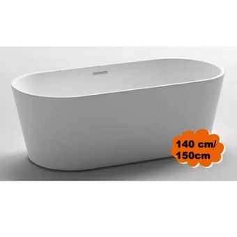 RHG-8802D-150CM THIN RIM PORTABLE BATHTUB