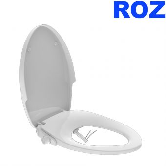 ROZ RZP-8622 BIDET SEAT COVER
