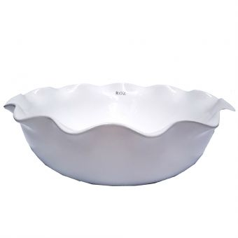 ROZ A536 FLOWER ART BASIN
