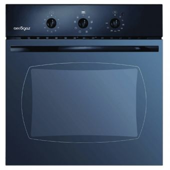 Aerogaz AZ-3203B Black Built-In Oven