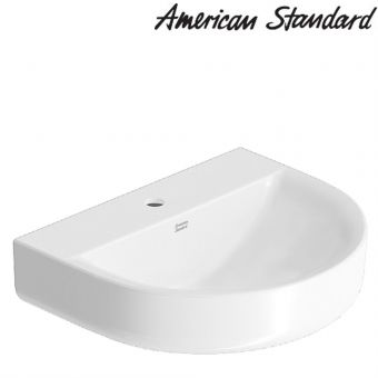 American Standard Concept D Shape Wall Hung Basin