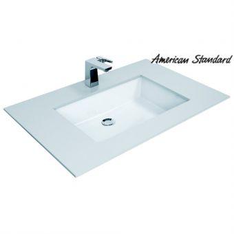 American Standard Square Thin Undercounter Basin F513