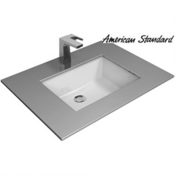 AMS CCASF514 THIN TOUCH SQ 500MM UNDER COUNTER BASIN WH