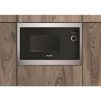 Brandt BMS6115X Build In Microwave Oven