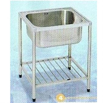 DMHS 062B Stainless Steel Sink with Stand