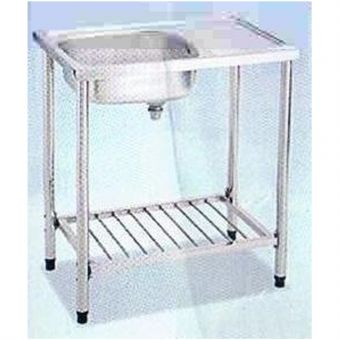 DMS 072B Stainless Steel Portable Sink with Stand