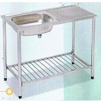 DMXS 100B Stainless Steel Sink With Stand