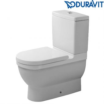 Duravit Starck 3 Close Coupled WC
