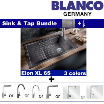 Elon XL 6 S & Faucets bundle