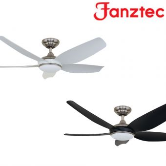 Fanztec T-4600/T-5600 Ceiling Fan 46/56inch with light option