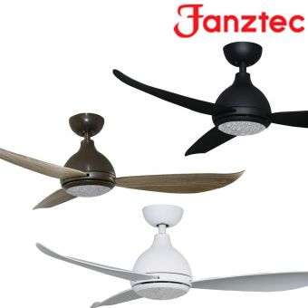 Fanztec Flow Ceiling Fan 43/48inch with LED