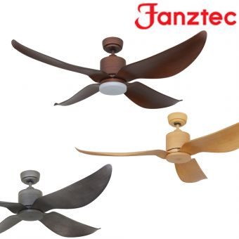Fanztec FT-TWS-1 Ceiling Fan 52inch with Light option