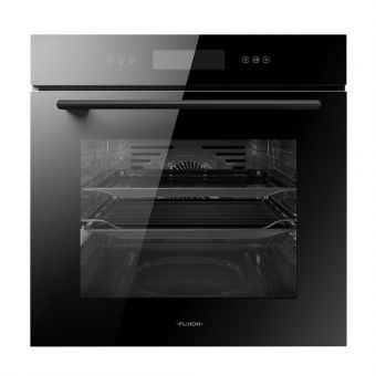 Fujioh FV-EL-63-GL Built in Oven Black Glass