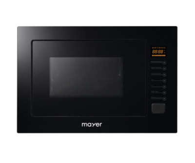 Mayer MMWG25BAXXBKMY Microwave Oven Black
