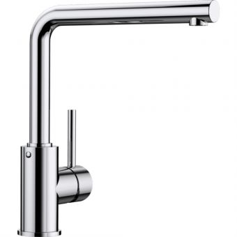 Blanco Mila ''L'' Kitchen Sink Mixer Cp