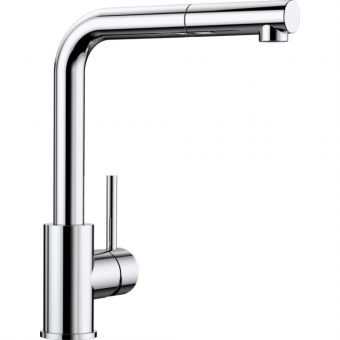 Blanco Mila-S Pullout Sink Mixer