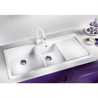 Blanco Naya 8 S Silgranit Sink