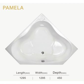 Sovereign Spas Pamela Inset Bathtub