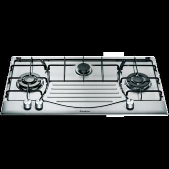 Ariston PHN 932 T2 IX A Stainless Steel Hob