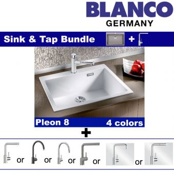 Pleon 8 & Faucets Bundle