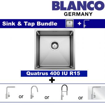 QUATRUS R15 400-IU & Faucets bundle