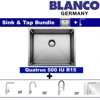 QUATRUS R15 500-IU & Faucets bundle