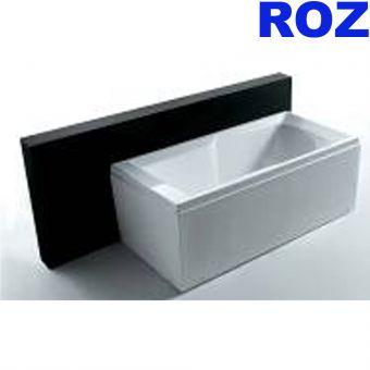 ROZ RHG1019-141BR 140CM PORTABLE BATHTUB RIGHT