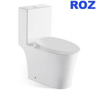 ROZ 828 One Piece WC + ROZ BP621 BIDET SEAT COVER
