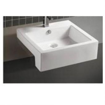 Roz 8589 Semi-Recess Basin