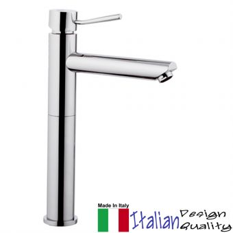 Roz Minimal HighBody Basin Mixer