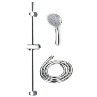 Roz RH551CP+RH006SET 3-Func Shower Set Cp