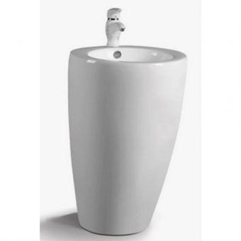 Roz Pedestal Round Basin