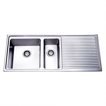 ROZ RZ9352 Stainless Steel Sink (L/R)