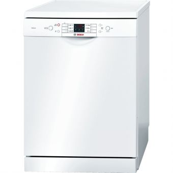 {PRE_ORDER ONLY] Bosch  Serie|6 SMS63L02EA Free-Standing Dishwasher (White)