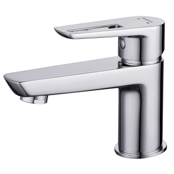 RUBINE 9121 BASIN MIXER CHROME