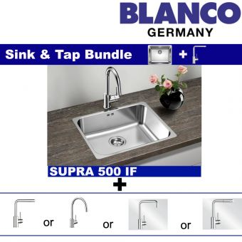 Supra 500-IF & Faucets bundle