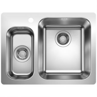 Blanco Supra 340/180-IF/A Stainless Steel Sink