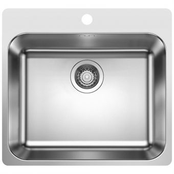 Blanco Supra 500-IF/A Stainless Steel Sink