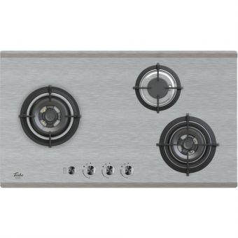 Turbo T883SSV Stainless Steel Hob