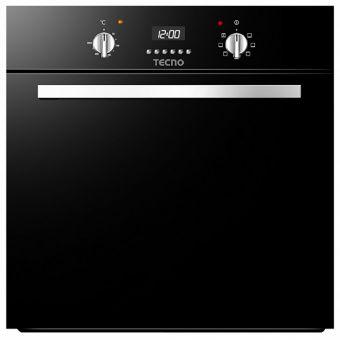 Tecno TMO38 Built In Oven BK