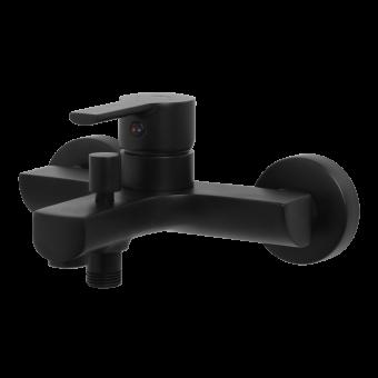 Rubine UNICO-5661-BK Bath Mixer