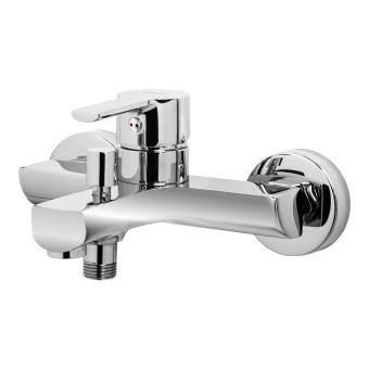 Rubine UNICO-5661-CP Bath Mixer